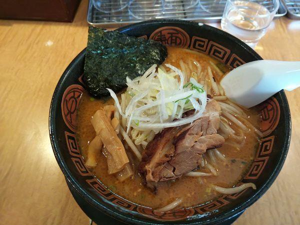 「赤味噌 大盛(¥680)」@十味やの写真