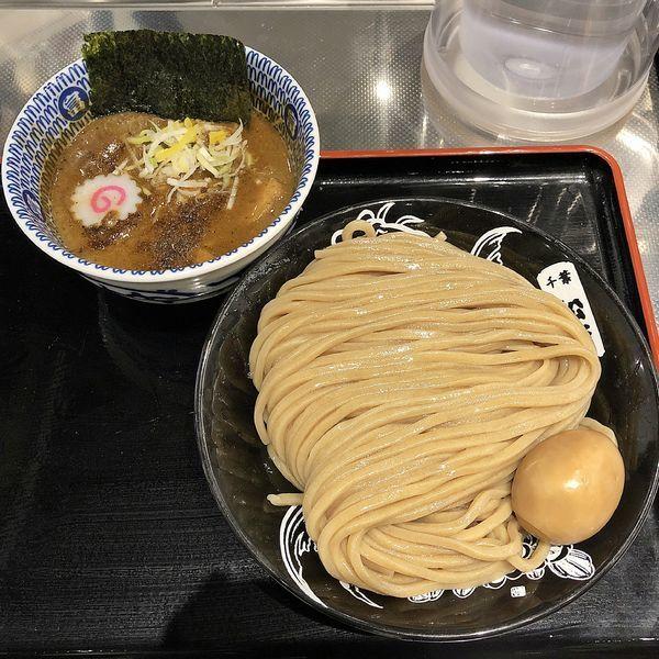 「濃厚味玉つけ麺(大盛) ¥1,190」@松戸富田麺絆の写真