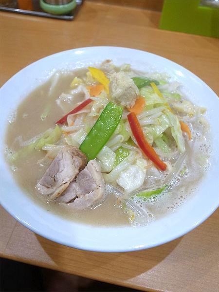 「濃厚タンメン…700円」@麺や 遊大の写真