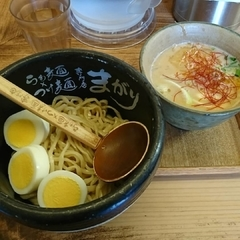 らあ麺×つけ麺専門店 まがりの写真