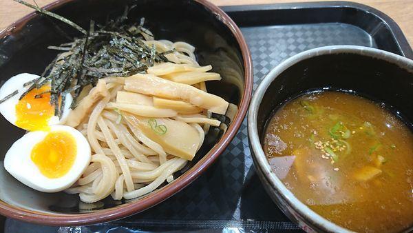 「特製つけ麺(690円)」@ピッコリー 武蔵浦和店の写真