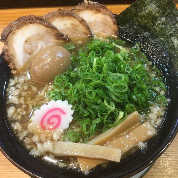 「特製 細麺」@三代目 藤村商店の写真