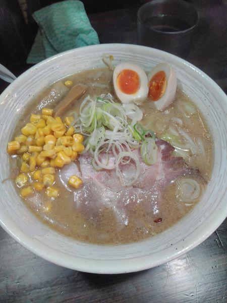 「味噌ラーメン」@麺匠 茜ノ舞の写真
