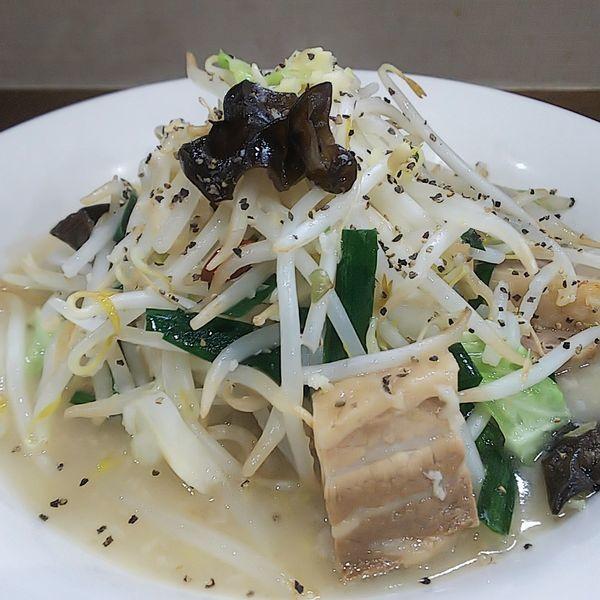 「【限定】タンメン」@麺丼Dining 夢者の写真