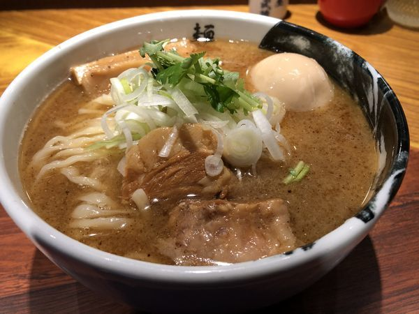 「虎洞ら~麺」@麺屋武蔵 虎洞の写真