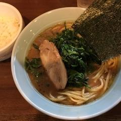 横浜家系 侍の写真