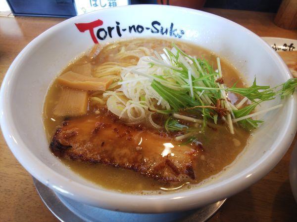 「鳥醤油Aランチ+白ご飯907円」@とりの助 坂戸にっさい店の写真