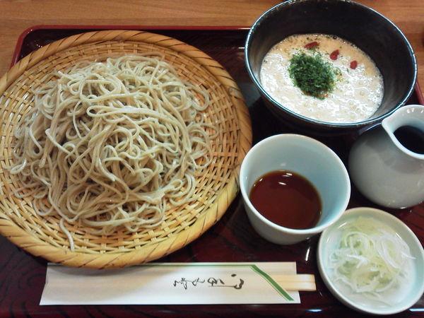 「つけとろ1300+大盛300⁼1600円」@奥乃屋の写真