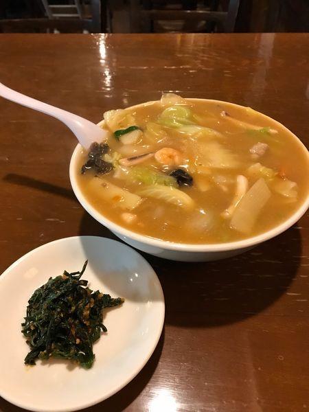 「味噌チャンポン」@ラーメンショップ チャイナタウンの写真
