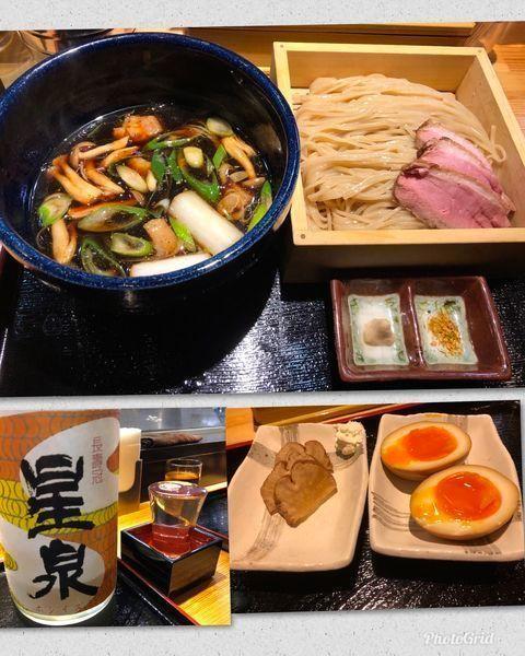 「期間限定・鴨蒸籠(並¥1100)&鴨ロース¥350他」@ラーメン 巌哲の写真