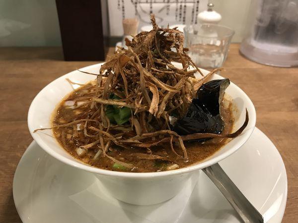 「麻婆麺」@箸とレンゲの写真