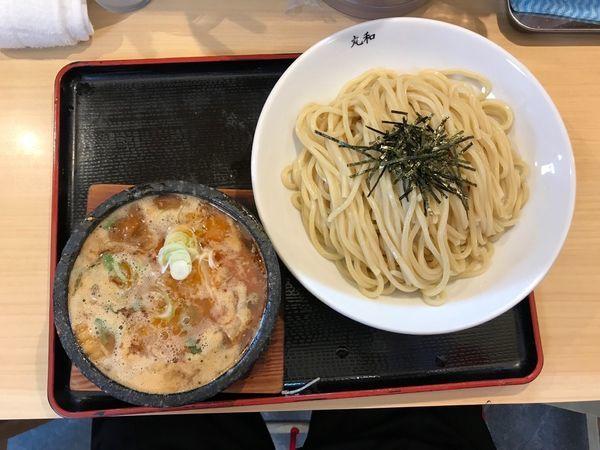 「台湾つけ麺 メンマ 950円」@つけ麺丸和 各務原分店の写真