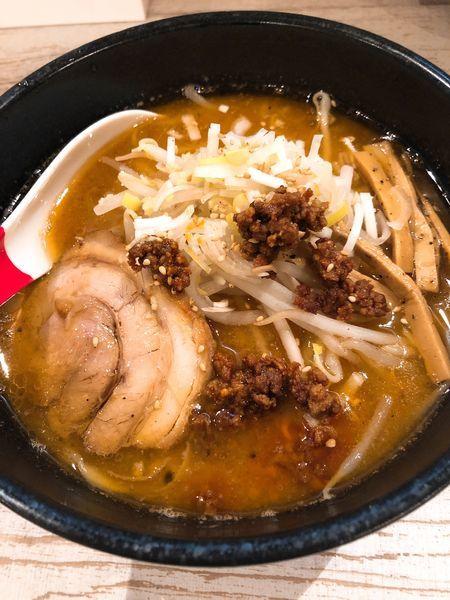 「味噌らーめん ¥780」@麺屋 誉の写真