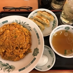 熱烈中華食堂 日高屋 立川曙町店の写真