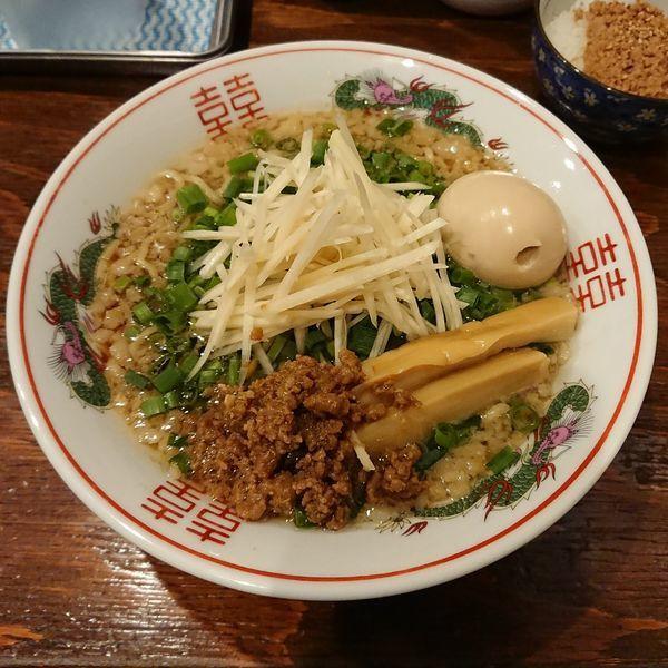 「新生姜と葱の中華ソバ  @809円 限定」@らーめん ほっぺ家の写真