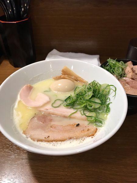 「塩ラーメン」@らあめん こそっとの写真