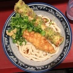 楽釜製麺所 新宿西口直売店の写真