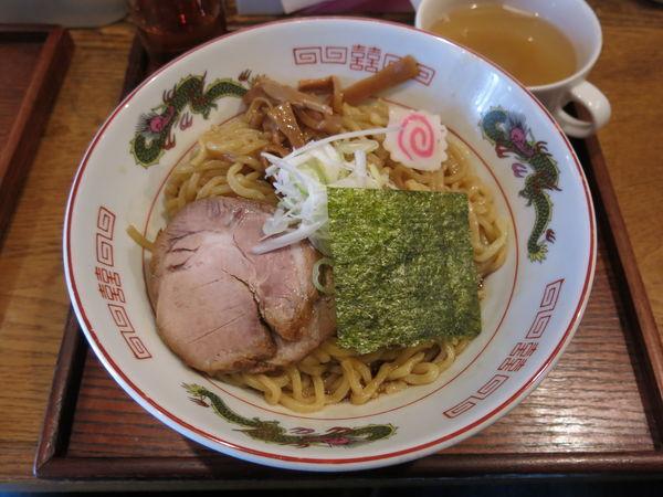 「油そば(大盛):750円」@とんちん亭の写真
