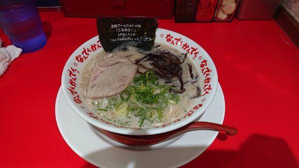 「ラーメン770」@なんでんかんでん 高円寺復活店の写真