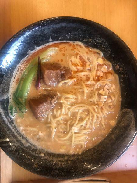 「担々麺」@麻婆家の写真