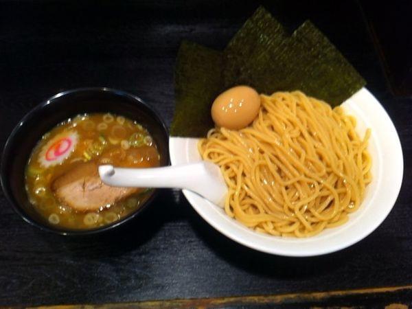 「特製つけ麺」@大勝軒まるいち 赤羽店の写真