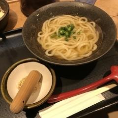 山下本気うどん 渋谷並木橋店の写真