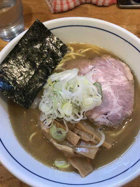 「らー麺」@麺屋はし本の写真