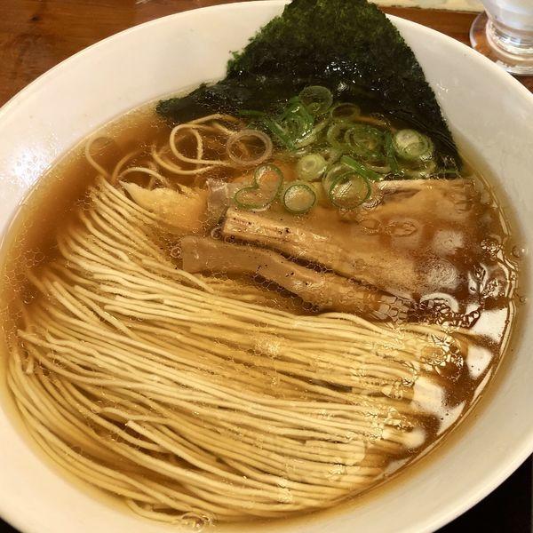 「中華そば」@麺や食堂の写真
