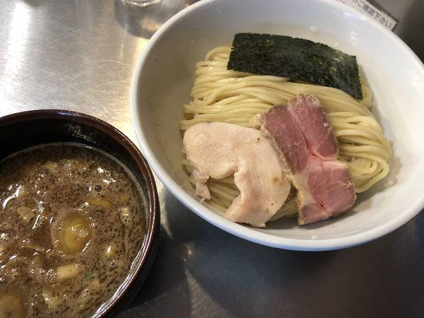 「濃厚つけ麺」@Bonito Soup Noodle RAIKの写真