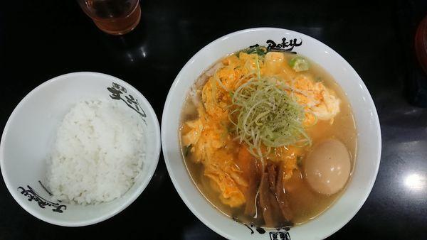 「酒井店長特製天津麺 700円」@麺屋 丈六の写真