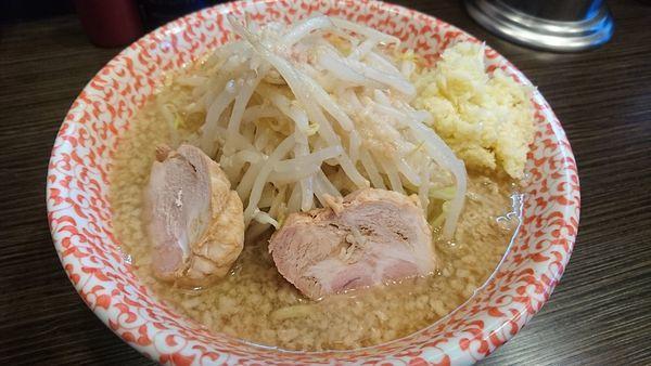 「ストレート麺 780円」@ラーメン 鉉の写真