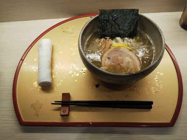 「濃厚煮干しそば(しょう油)」@麺屋 音 柏店の写真