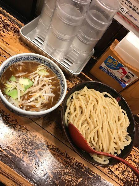 「つけ麺大」@つけ麺専門店 三田製麺所 池袋西口店の写真