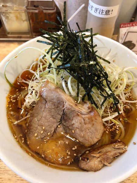 「元祖醤油ラーメン」@麺屋三喜の写真