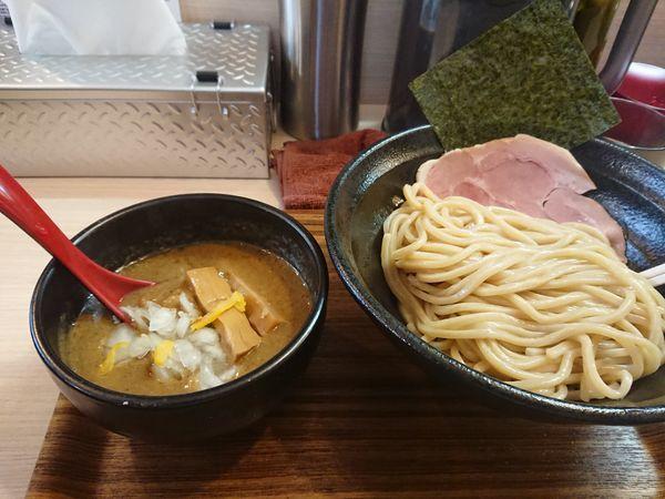 「つけ麺」@麺屋きころく 練馬氷川台店の写真
