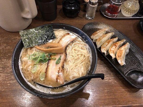 「濃厚醤油ラーメン」@中華そば うづまきの写真