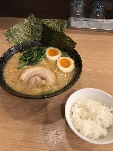 「玉子ラーメン」@つけ麺らーめん 春樹 矢向店の写真