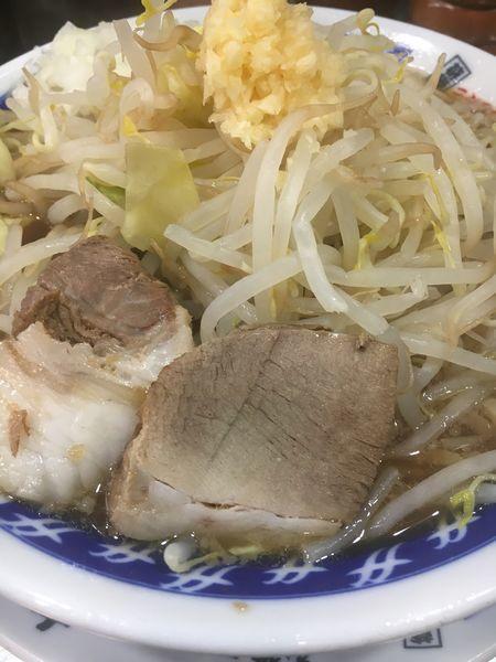 「らーめん醤油¥730+玉ねぎ¥70」@元祖ラーメン 大 十三西口店の写真