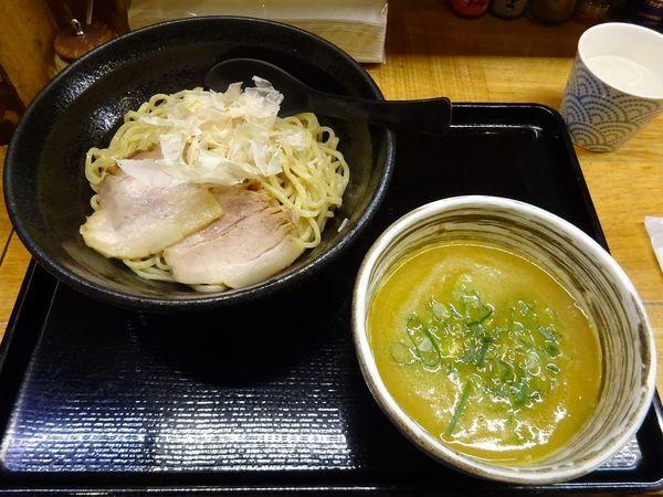 「カレーつけ麺(中)」@らーめん製作所 奏の写真