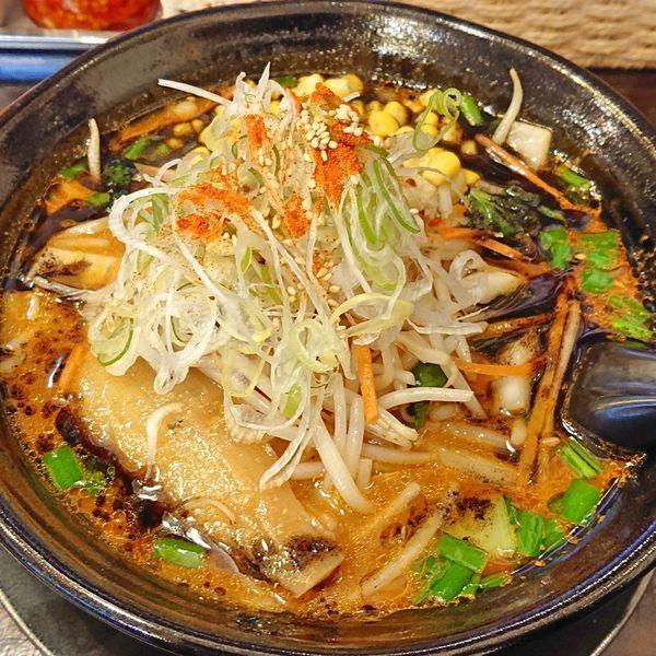 「シビレ辛味噌らーめん 918円」@麺や 蔵人の写真