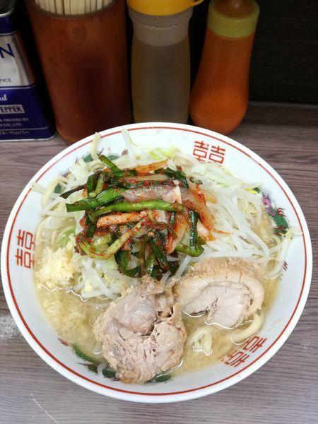 「小ラーメン:740円」@ラーメン二郎 横浜関内店の写真