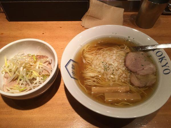 「パール(塩)」@楽観 NISHIAZABU GOLDの写真