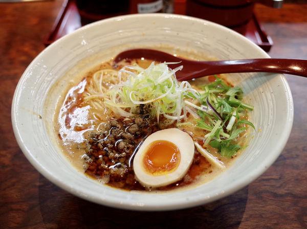 「担々麺…850円」@麺匠 粋やの写真