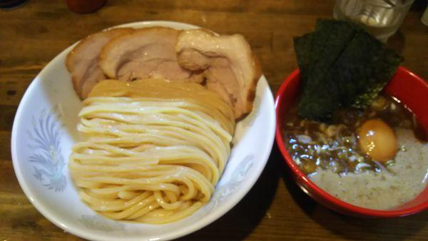 「ドロニボつけ麺」@ラーメン豚極有の写真