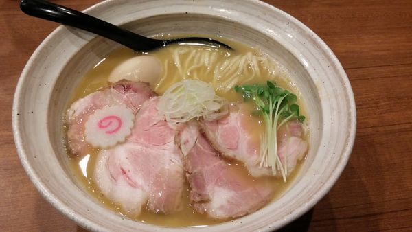 「特製鶏そば 970円」@麺屋 NOROMAの写真