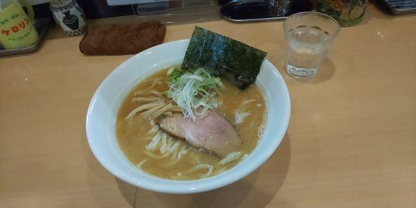 「魂麺 醤油」@魂麺の写真