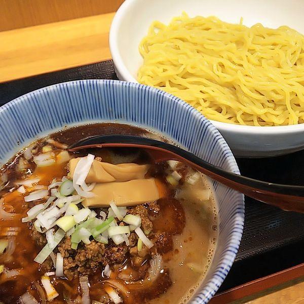 「【限定】担々つけめん」@味噌麺処 楓の写真