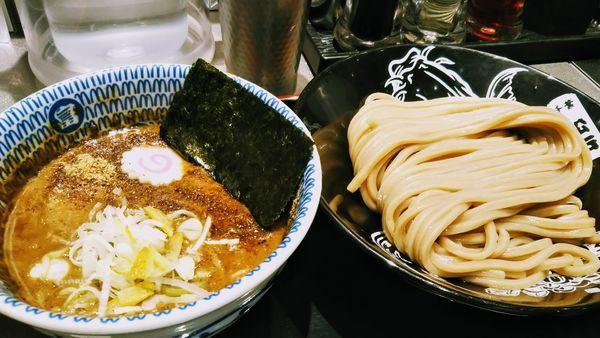 「濃厚つけ麺」@松戸富田麺絆の写真