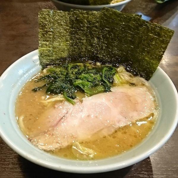 「醤油ラーメン」@831家 和田店の写真