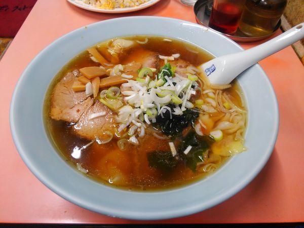 「チャーシューワンタンメン」@中国料理 酔仙楼 東白鳥店の写真